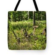 Hay Cutter 2 Tote Bag