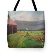Hay Day Farm Tote Bag