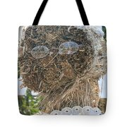 Hay Lady Tote Bag