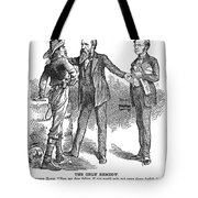 Hayes & White League, 1880 Tote Bag