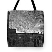Hayes Inauguration, 1877 Tote Bag by Granger