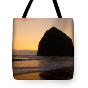 Haystack Reflections Tote Bag