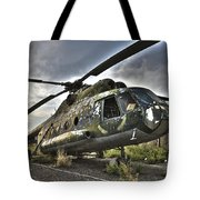 Hdr Image Of An Afghanistan National Tote Bag