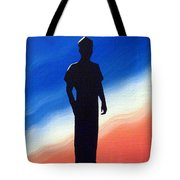 He Enlisted Tote Bag