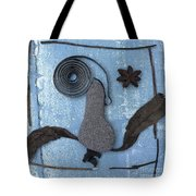 Head Tote Bag