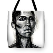 Head Study Tote Bag by Gabrielle Wilson-Sealy