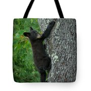 Heading For The Top Tote Bag