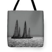 Heading Home Bramble Bank Tote Bag