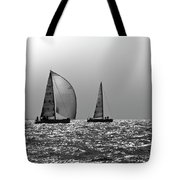 Heading Home Solent Tote Bag