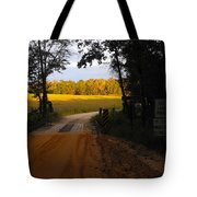 Heading To Sunlight Tote Bag