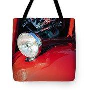 Headlight 6 Tote Bag
