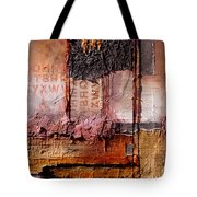 Headlines Tote Bag