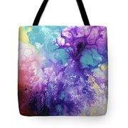 Healing Energies Tote Bag