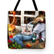 Health Food Store Tote Bag