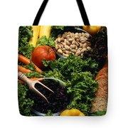 Healthy Foods Tote Bag