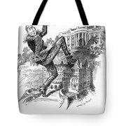 Hearst Cartoon Tote Bag