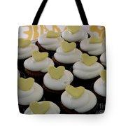 Heart Cupcakes Tote Bag