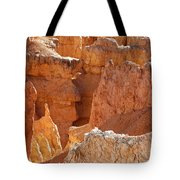 Heart Of The Hoodoos Tote Bag