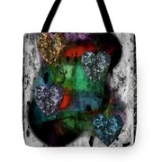 Heartistry Seven Tote Bag