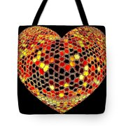 Heartline 7 Tote Bag