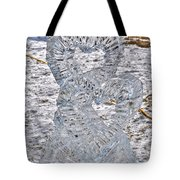 Hearts Cold As Ice Tote Bag