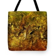 Heat Of The Battle Tote Bag