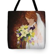 Heather's Special Day Tote Bag