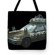 Heaven Or Hell Car Tote Bag