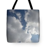 Heavenly Clouds Tote Bag