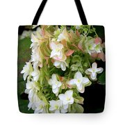 Heavenly Hydrangea Tote Bag