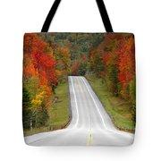 Heavens Highway Tote Bag