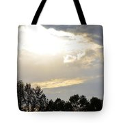 Heaven's Light 2 Tote Bag