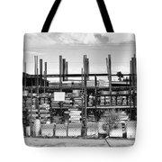 Heavy Metal Palm Springs  Tote Bag