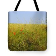 Hedgerow Flowers Tote Bag
