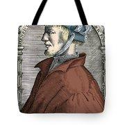 Heinrich Cornelius Agrippa, German Tote Bag