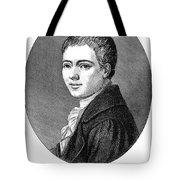 Heinrich Von Kleist Tote Bag