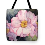 Heirloom Bloosoms Tote Bag