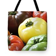Heirloom Tomatoes Tote Bag