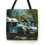 Heisler Steaming Tote Bag