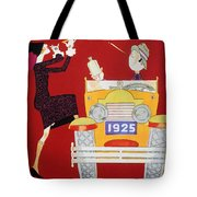 Held - Sheik And Sheba 1925 Tote Bag