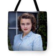 Helena Bonham Carter Tote Bag