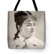 Helena Modjeska (1840-1909) Tote Bag