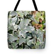 Helix Glacier Ivy Tote Bag