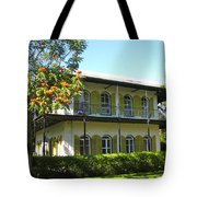 Hemingway's House Tote Bag