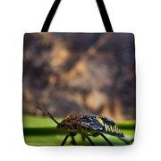 Hemiptera Nymph Walikng 1 Tote Bag