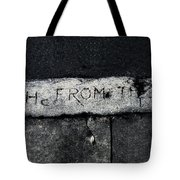 Hence Forth From The Full Moon Tote Bag
