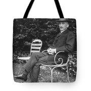 Henri Bergson (1859-1941) Tote Bag