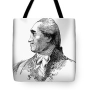 Henry Flood (1732-1791) Tote Bag
