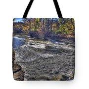 Henry Ford Estate Waterway Dearborn Mi Tote Bag