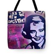 Hepburn Gangstah Tote Bag